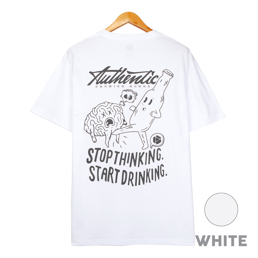 premi3r [AUTHENTIC] STOP THINKING
