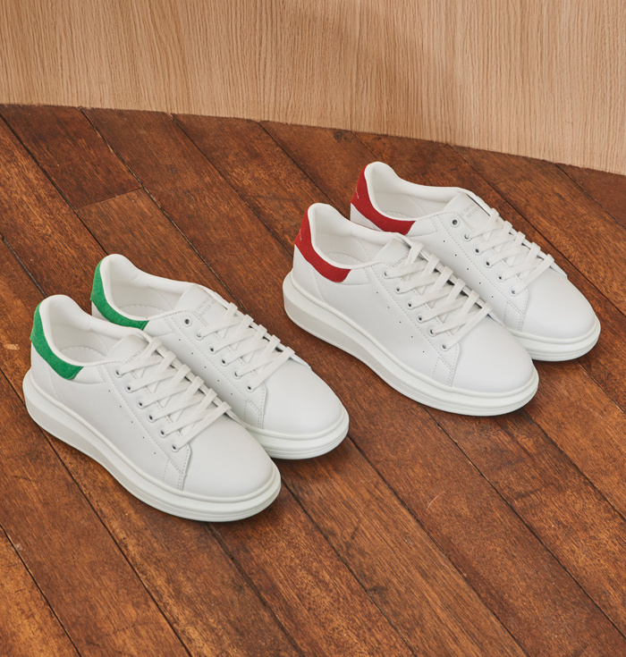 (HIGH POINT SP (WHITE/GREEN SP) [H-9016]