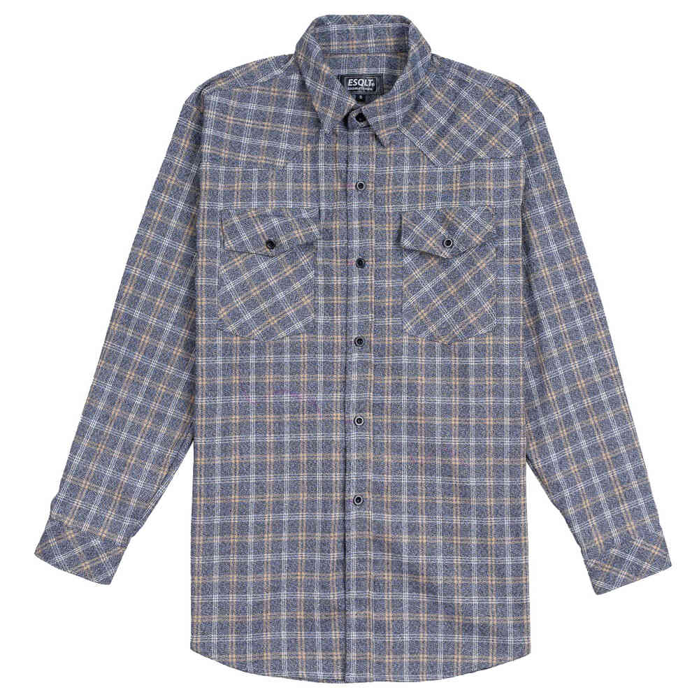 ESQLT – RUINED FLANNEL