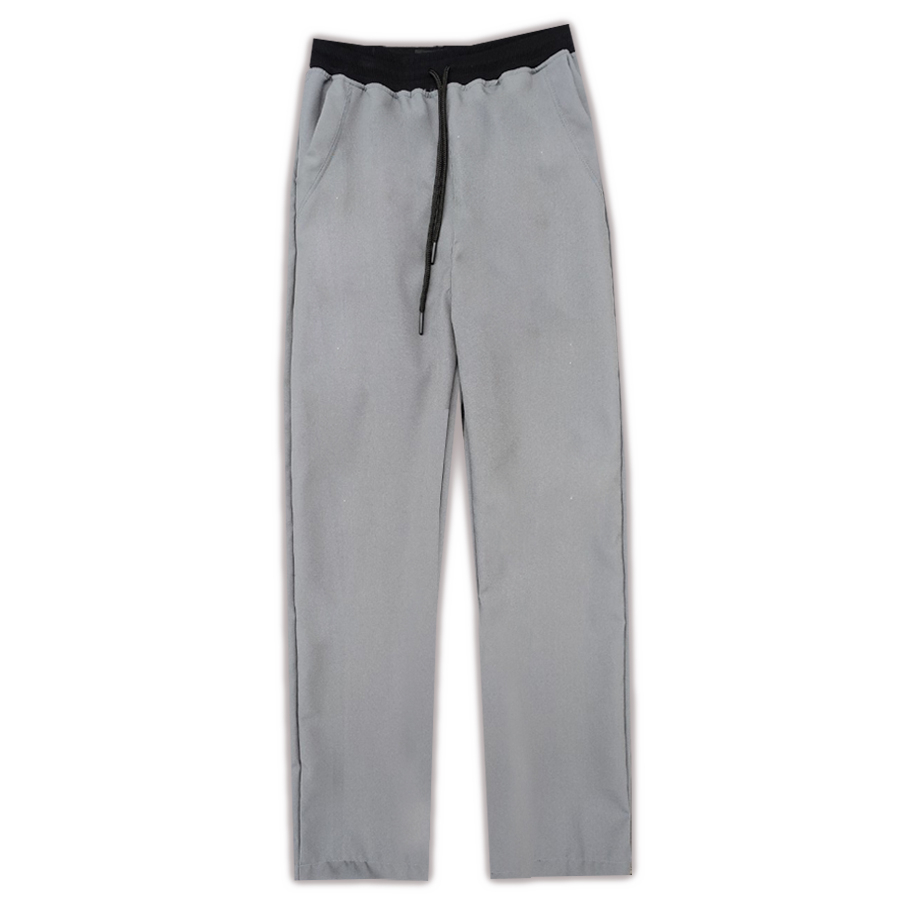GREY LOOSEPANTS