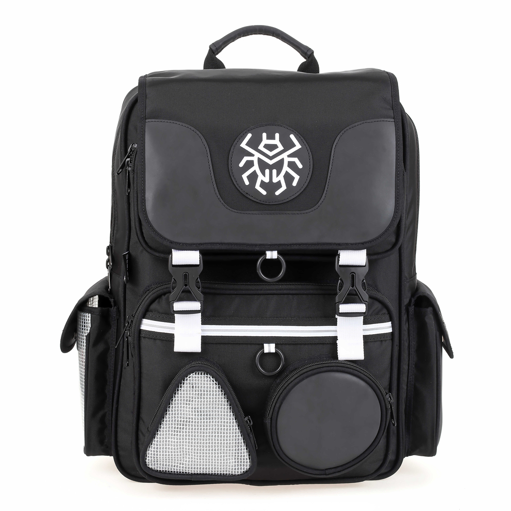 Scarab Solid Reflective backpack