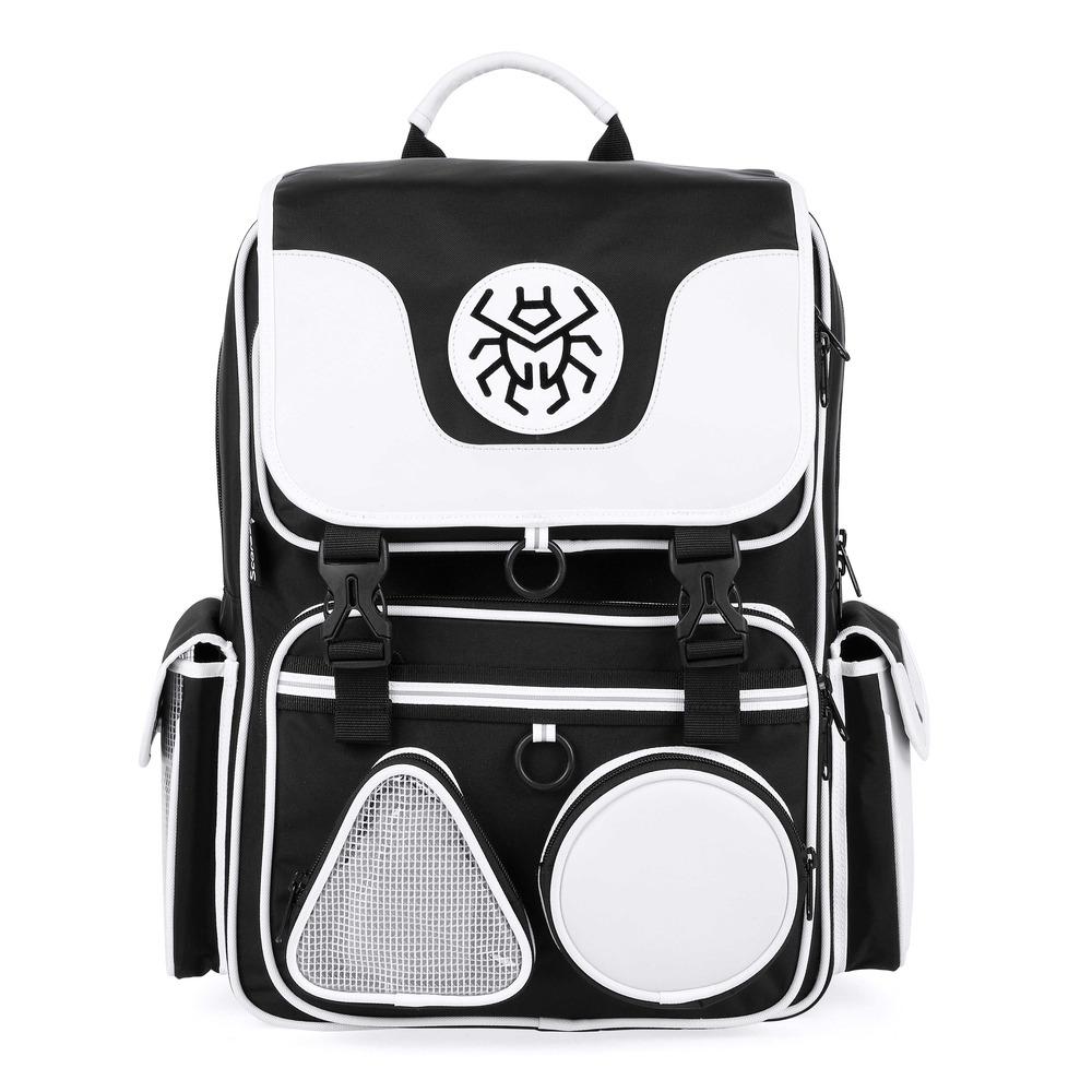 Scarab Solid Shapes backpack
