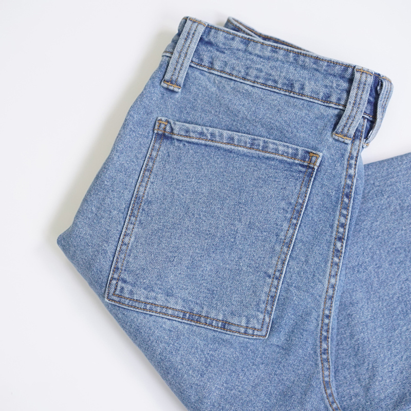 Relax Jeans Cargo - LIGHT BLUE