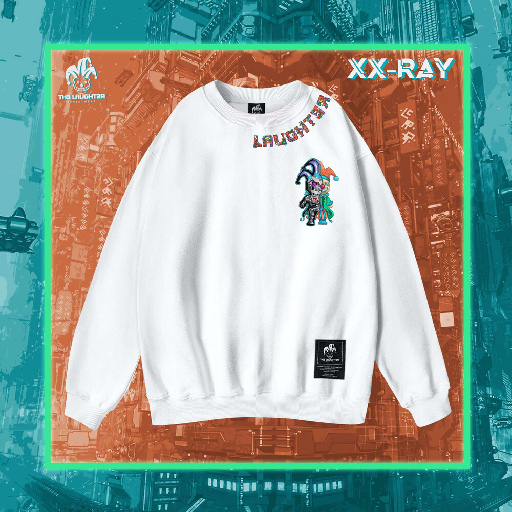 The Laughter - XX-RAY SWEATER
