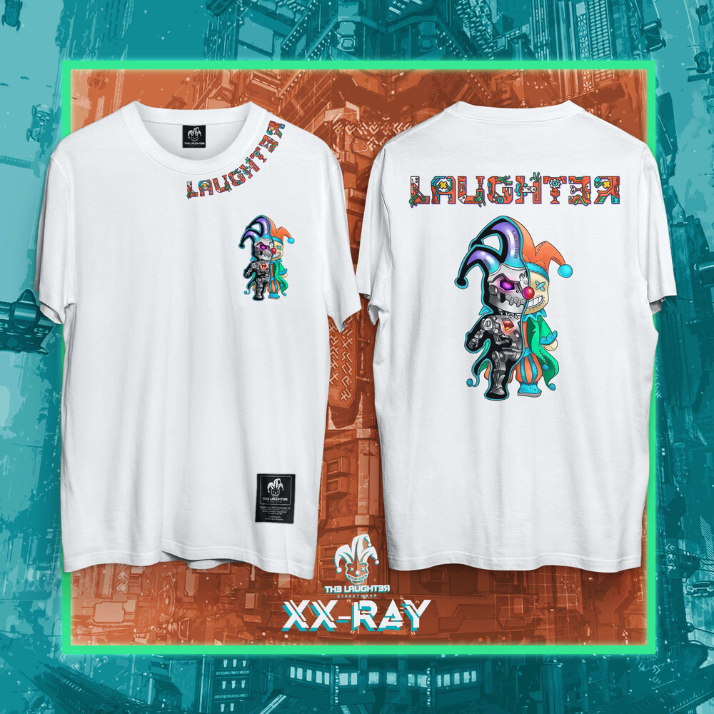 The Laughter - XX-RAY T-SHIRT