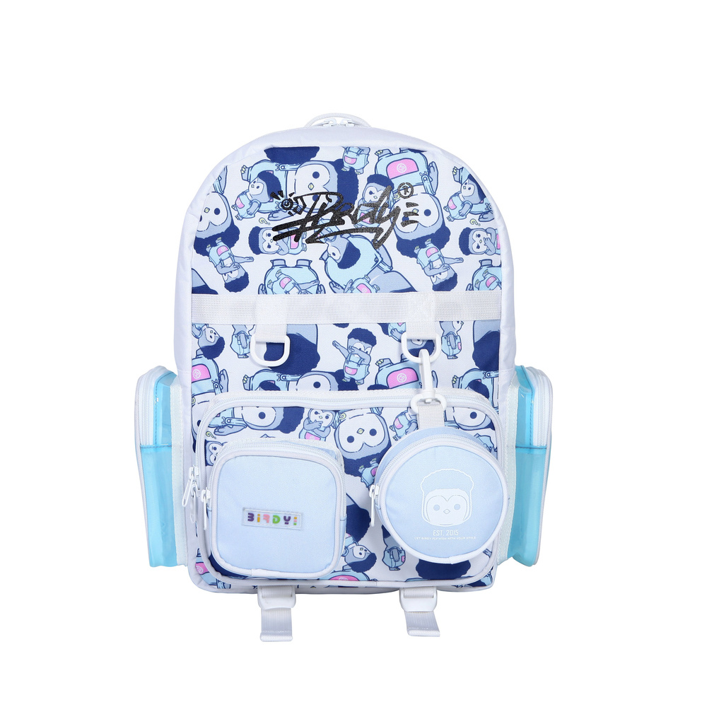 LUDO KING AVAILABLE BACKPACK – BLUE