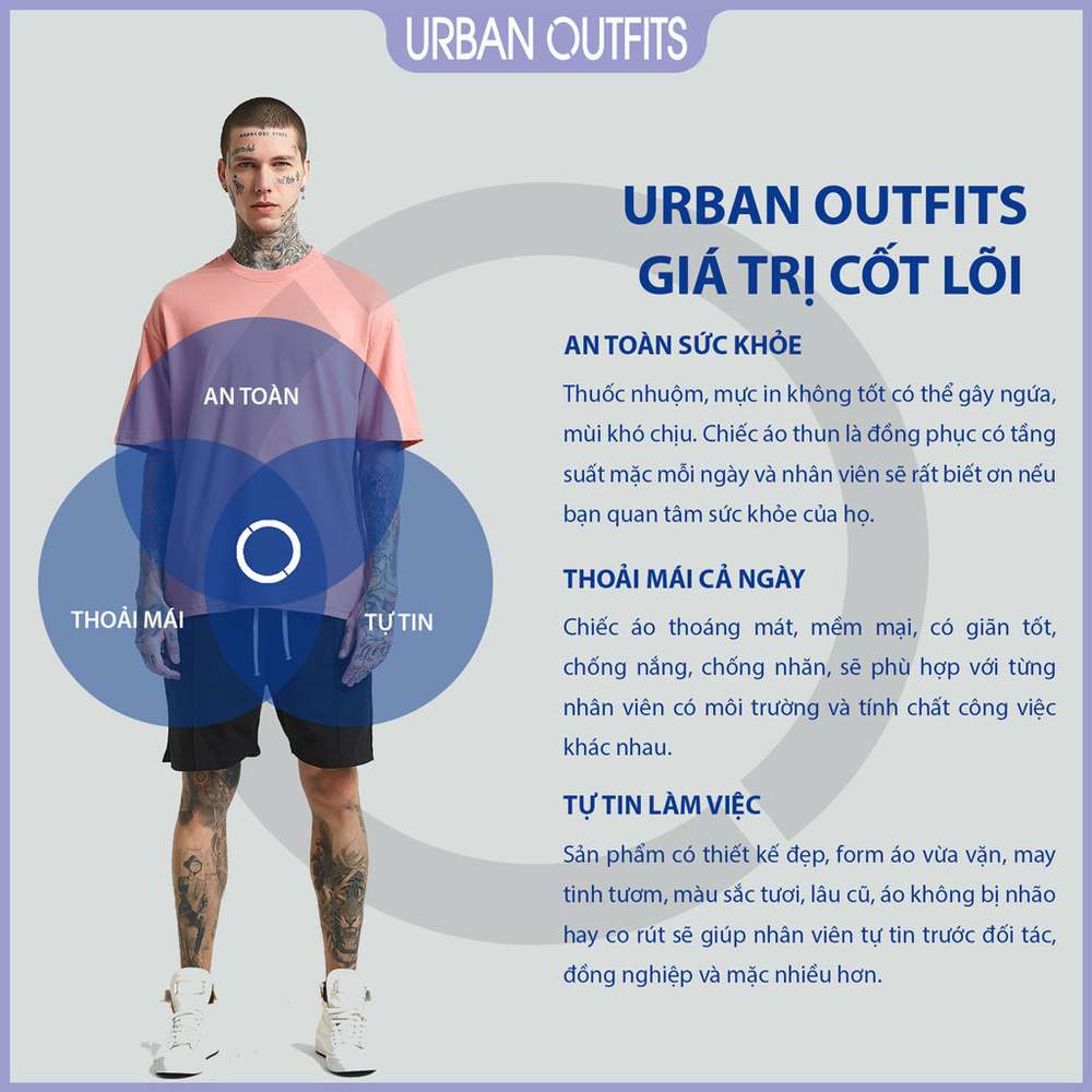 Áo Sweater Nữ Nam Form Rộng URBAN OUTFITS In Future Land SWO24 Cotton Nỉ
