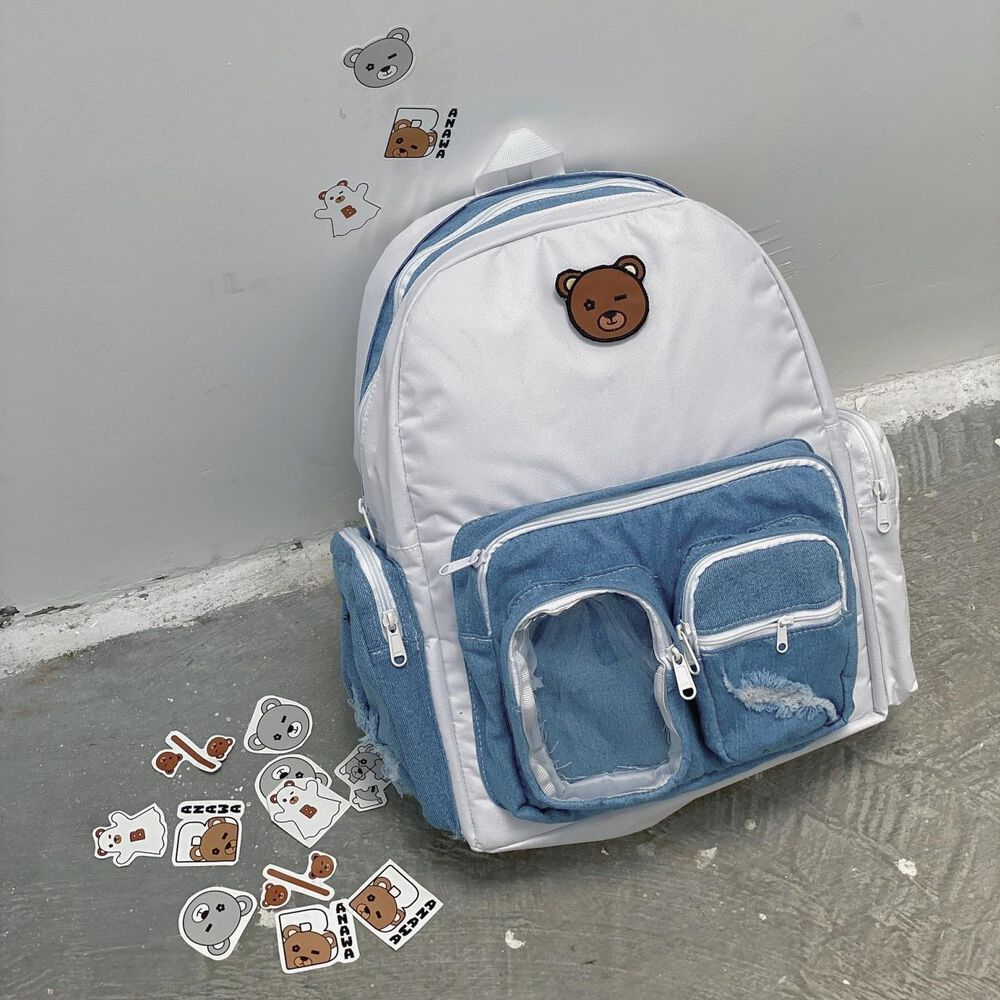 Not Your Bear Backpack