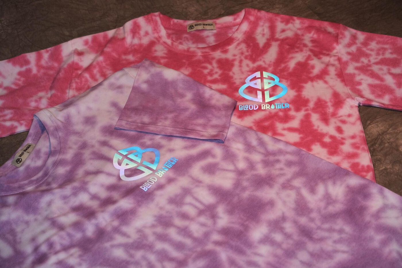 Blood Brother Tie Dye T-Shirt