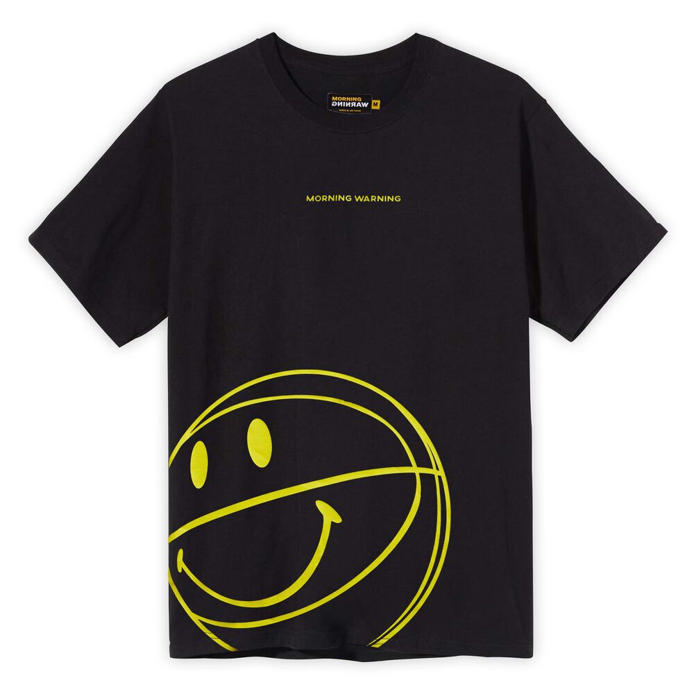 Most Wanted BBall Tee - Black