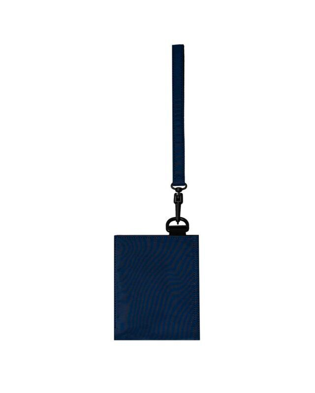 Square Wallet Navy