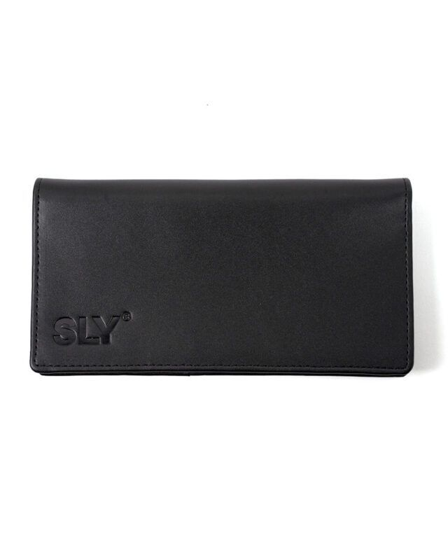 Long Wallet Leather