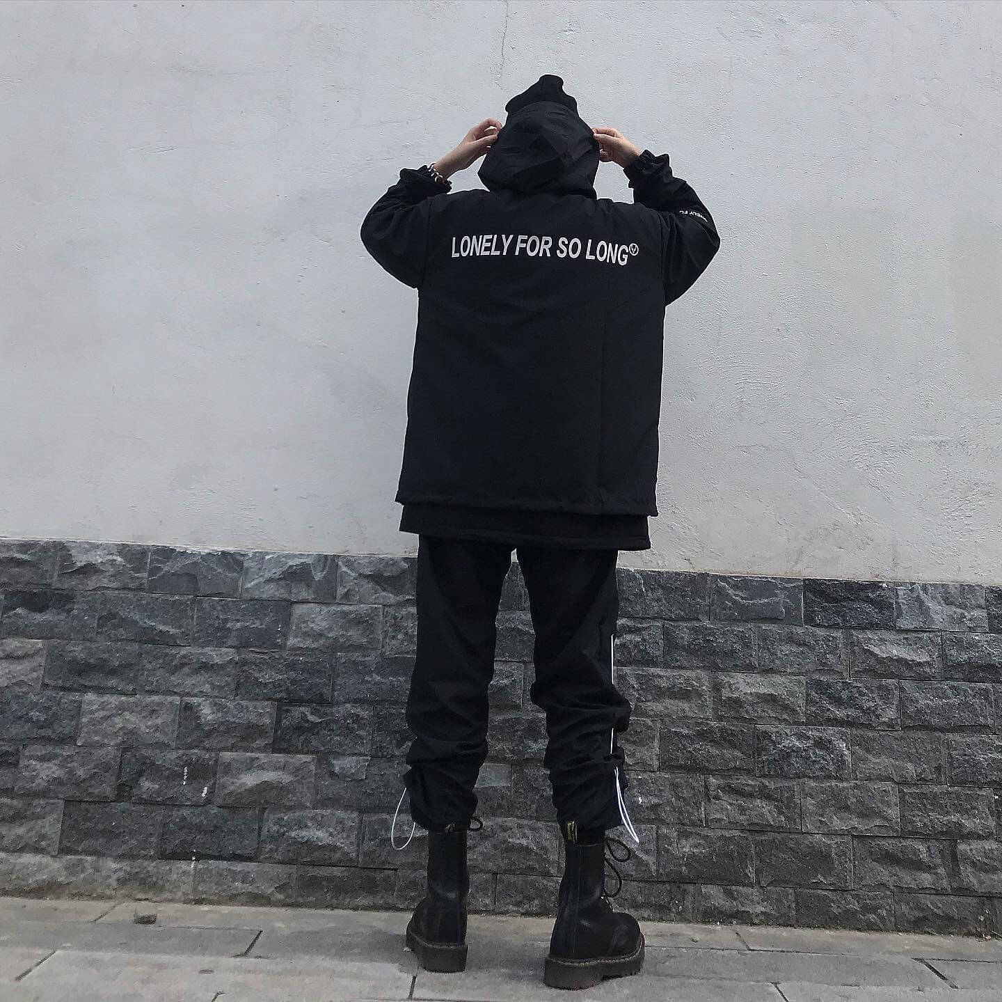 Lonely Pullover Jacket