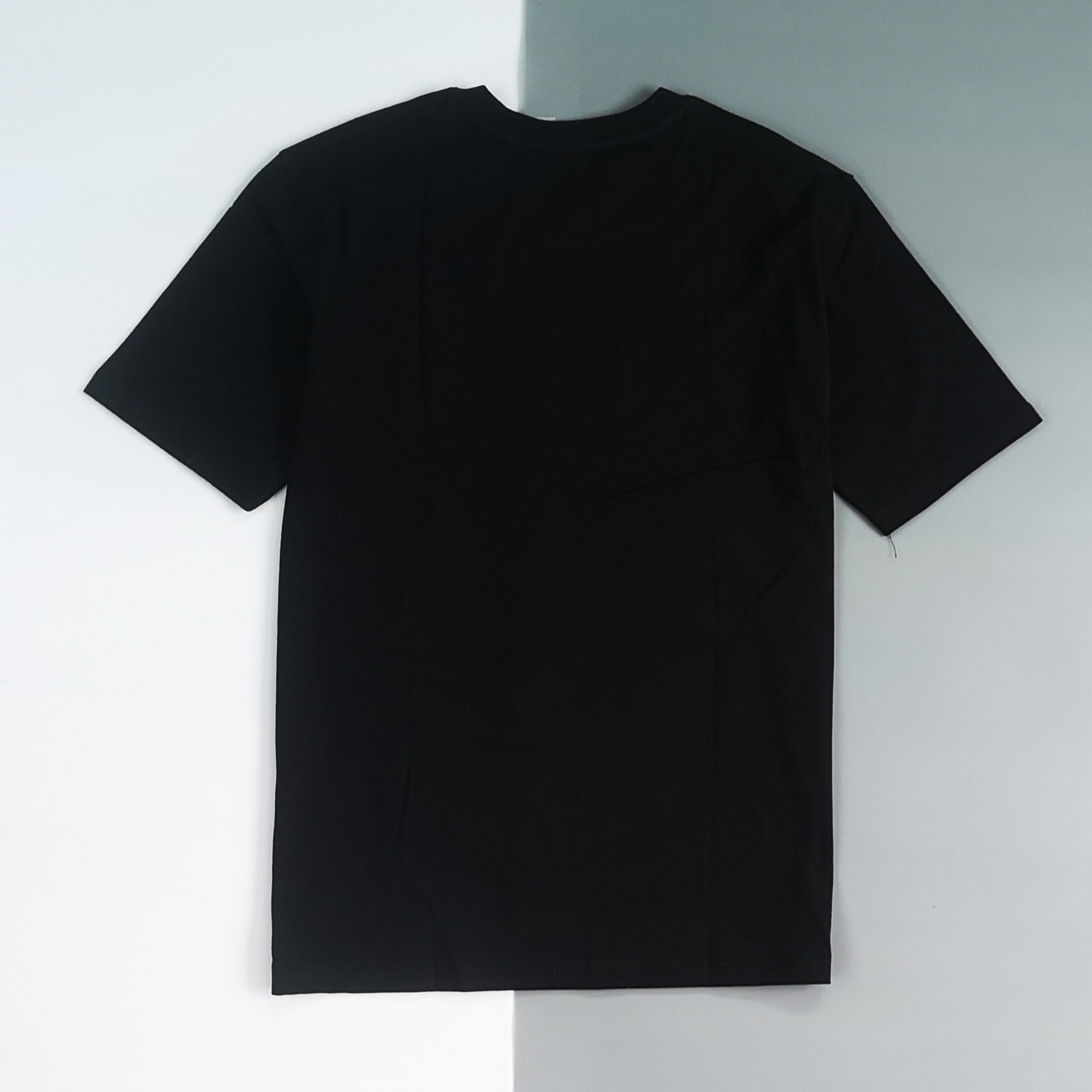 Áo thun unisex cotton 100% in chữ You are not a wave, you are part of the ocean (Black Tee)