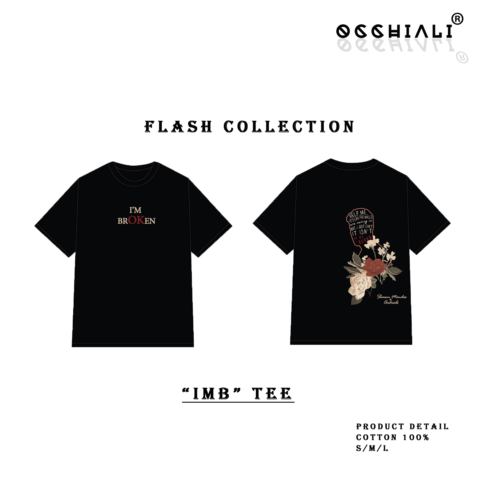 In My Blood-Tee