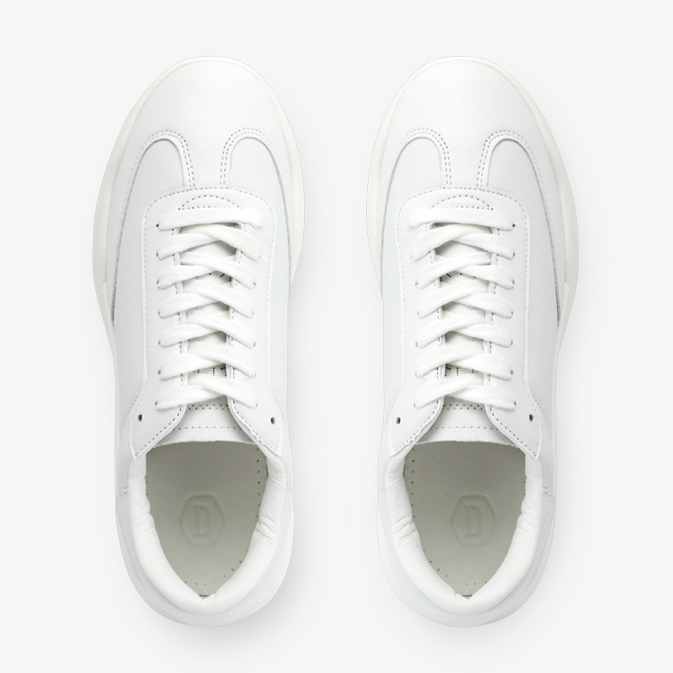 HIGH POINT NEW WAVE (WHITE/WHITE) [NW-9605]