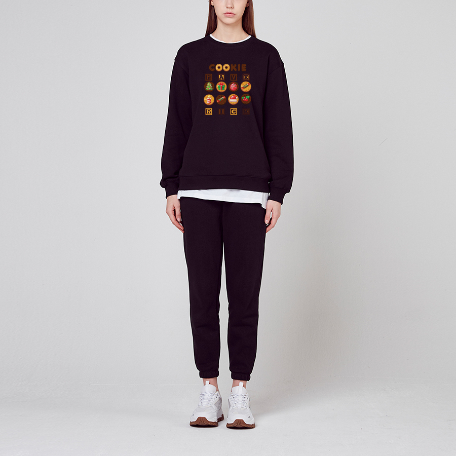 Sweater những chiếc bánh cookie giáng sinh mvr - LITH25092038