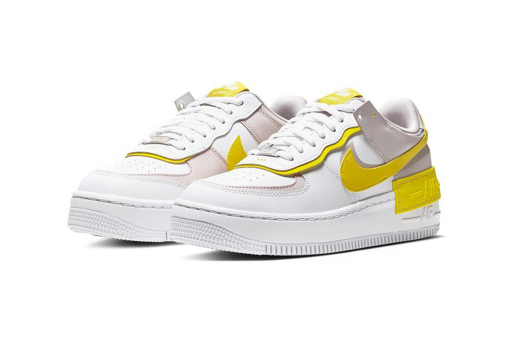 Air Force 1 Shadow Cập Nhật Bảng Mau Mới Cho Mua He Dosi In Com This nike air force 1 shadow comes with an iridescent pixelated swoosh. air force 1 shadow cập nhật bảng mau