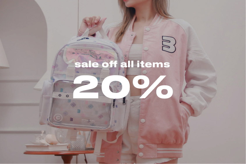 BIRDY BAG - 20% off ALL