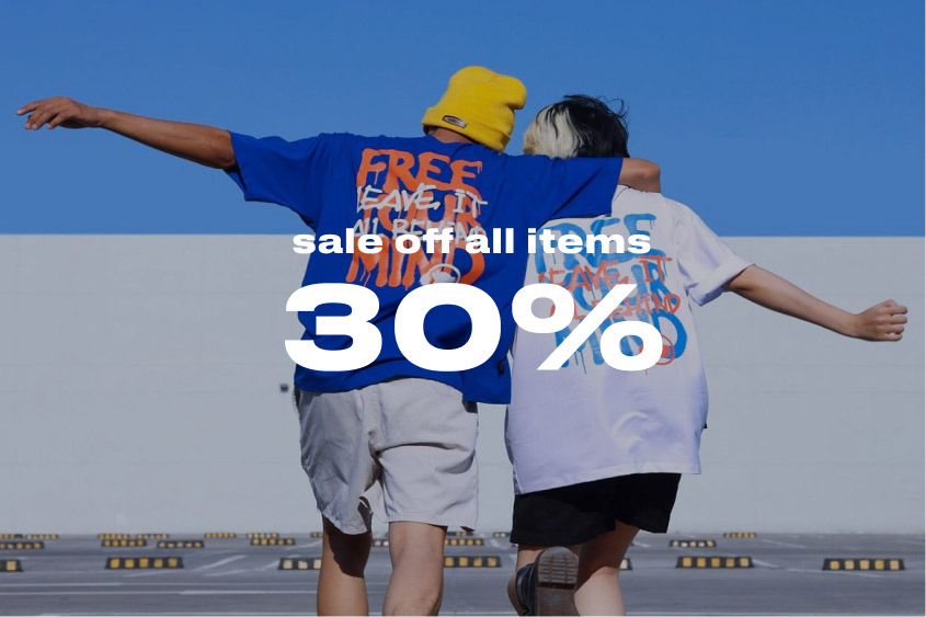 OCHOS - 30% off ALL