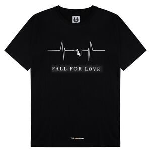 REFLECTIVE FALL FOR LOVE TEE