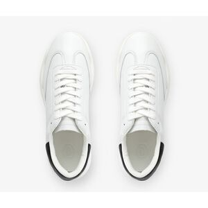 DOMBA HIGH POINT NEW WAVE (WHITE/BLACK)) [NW-9601]