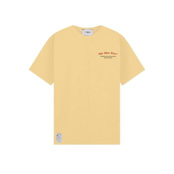 She Was There Tee (Beige)
