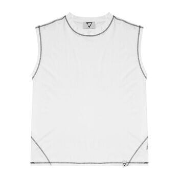 Oversew Sides Tanktop