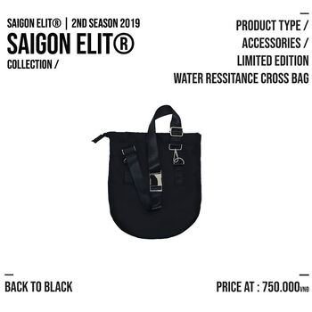   LIMITED EDITION   CROSS BAG