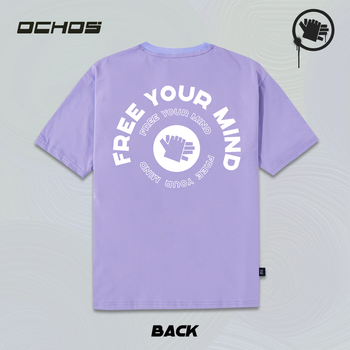 TEE SIMPLE THINGS (purple)