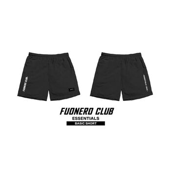 Basic short ( black )