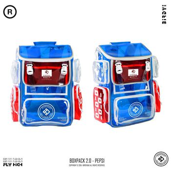 BIRDYBAG BOX PACK 2.0 LIMITED - pepsi