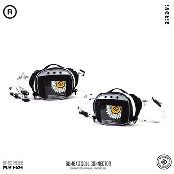TÚI BUMBAG BIRDYBAG SOUL CONNECTOR - yellow flower