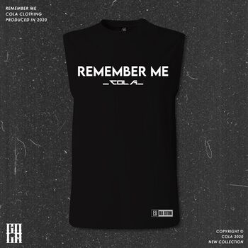 TOP TANK // REMEMBER ME //