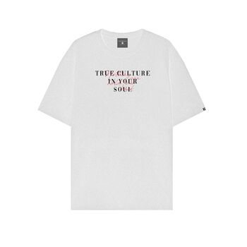 #TCIYS T-Shirt - White