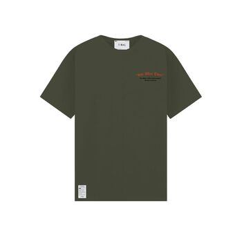 She Was There Tee (Moss Green)