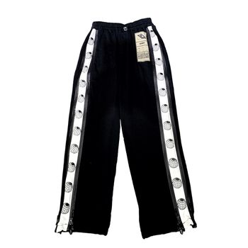 GLOABAL PANTS - BLACK